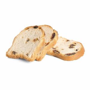 Fette biscottate uvetta